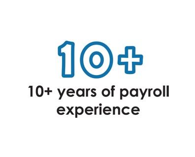 10+ years of payroll experience Hong Kong