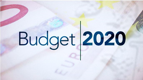 Primasia: Company Budget Planning for 2020